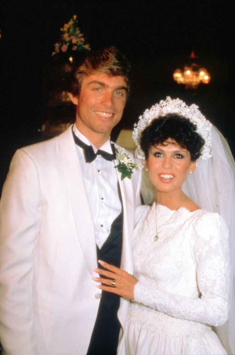 The Wedding of Marie Osmond and Steve Craig, America - 1982