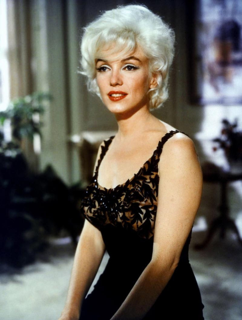 Marilyn Monroe in 'Something's Got to Give'