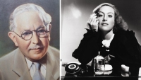 Max Factor and Joan Crawford