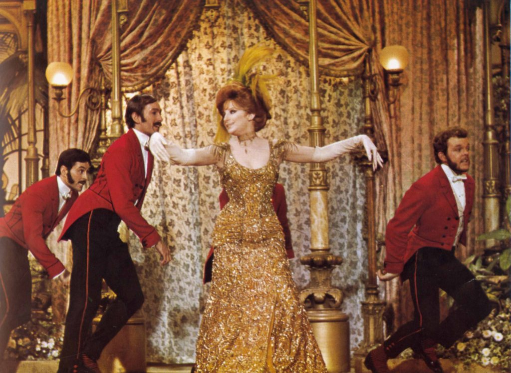 Michael Crawford Talks Musical 'Hello, Dolly!' With Barbra