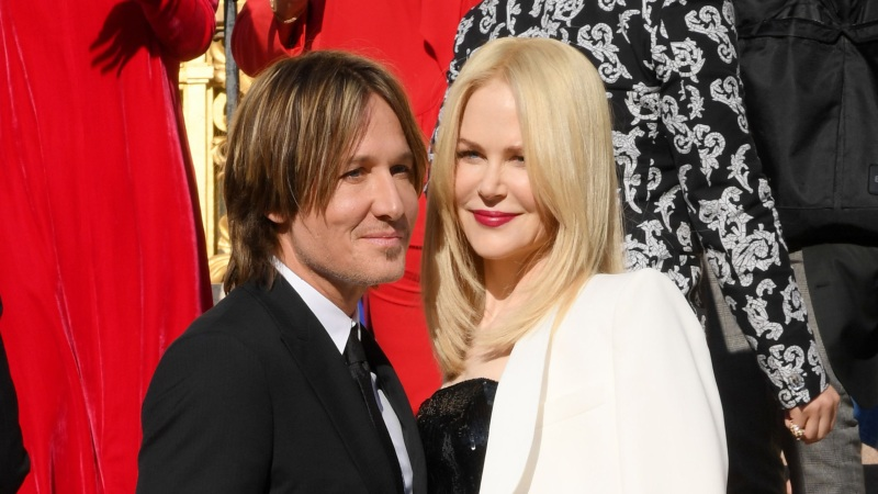 Nicole Kidman and Keith Urban Have Date Night at 'Moulin Rouge!' on Broadway — See the Cute Pics!