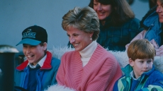 Gone But Not Forgotten! See Princess Diana's Cutest Photos With Sons Prince William and Prince Harry...