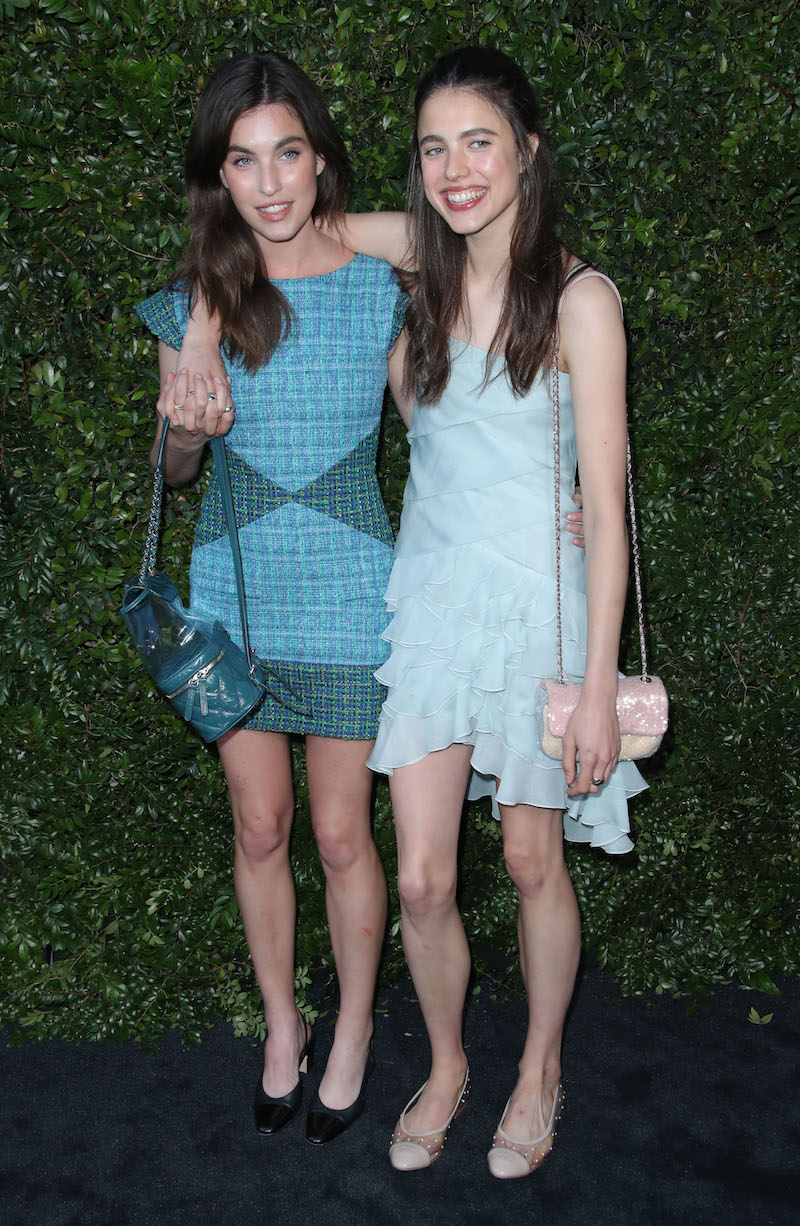Rainey Qualley and Margaret Qualley