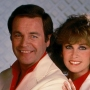 Robert Wagner and Stefanie Powers in a Promo Photo for 'Hart to Hart'
