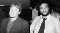 Robin Williams and John Belushi