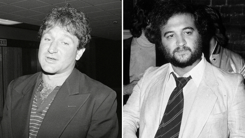 New Documentary Examines How Robin Williams Was Impacted By the Tragic Death of Friend John Belushi in the '80s