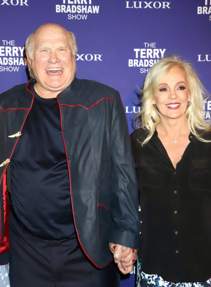 terry bradshaw and wife tammy
