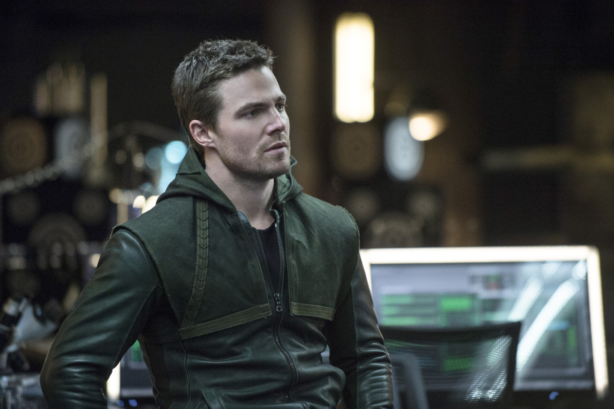 Stephen Amell Reveals Why 'Arrow' Season 8 Is the Series' End