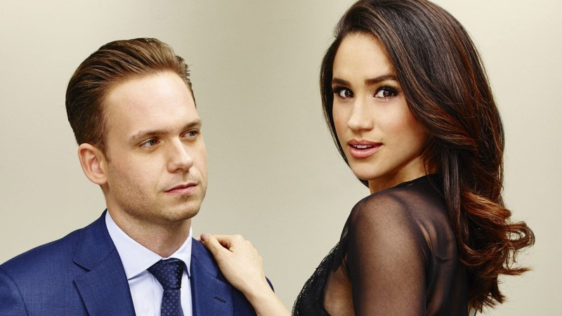 'Suits' Just Made the Funniest Reference to Meghan Markle — and We Absolutely Love It!