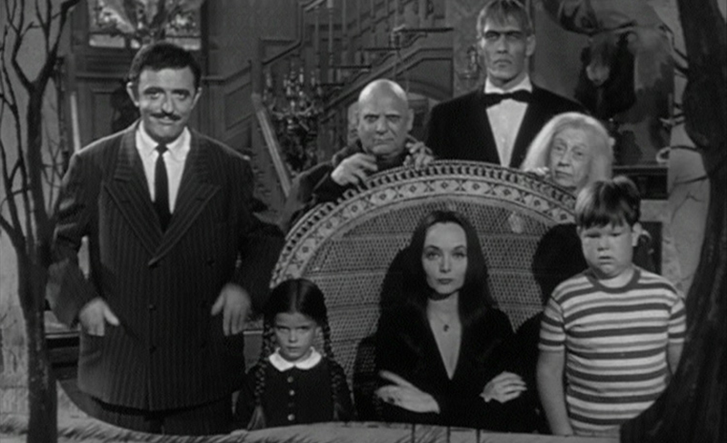 Here's What Happened to the Cast of 'The Addams Family'