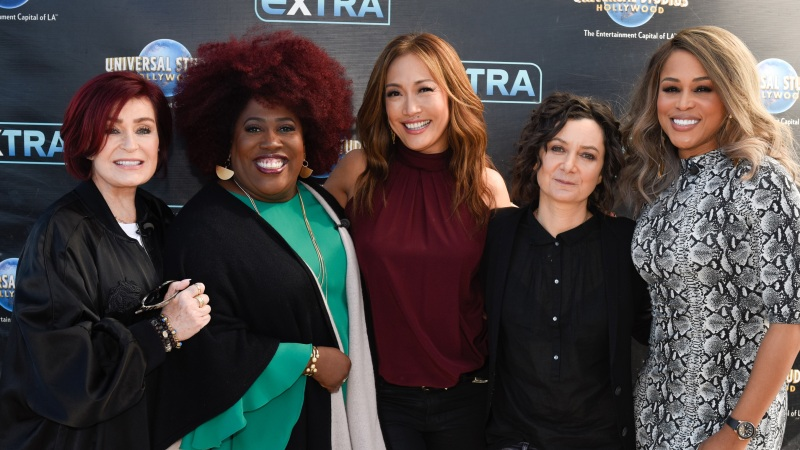 ExclusiveSheryl Underwood Reveals Behind-the-Scenes Details About 'The Talk': 'That Sisterhood Is Real'