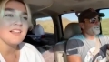 Tim McGraw and Daughter Gracie Singing a Duet in the Car