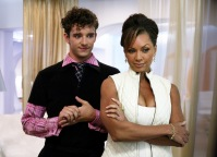 Vanessa Williams and Michael Urie on 'Ugly Betty'