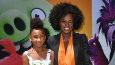 viola-davis-daughter-genesis-tennon-angry-birds-film