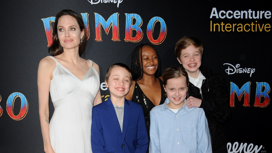 World premiere of 'Dumbo'
