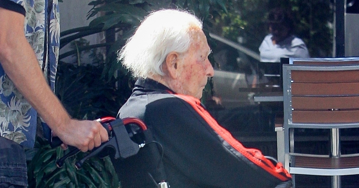 Bob Barker Age 95 Makes Rare Appearance In Wheelchair Photo