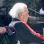 Bob Barker wheeled Beverly Hills