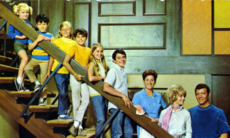 Brady Bunch renovation