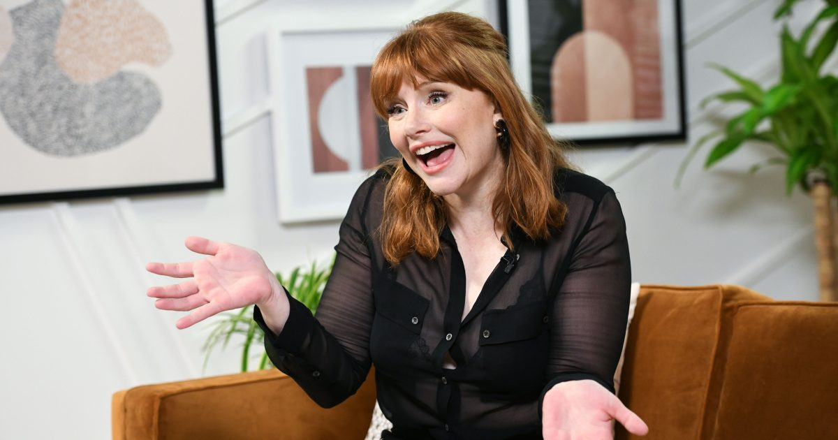Bryce Dallas Howard's Kids Aren't Too Impressed With Her Films: You Want 'Your Children's Approval'