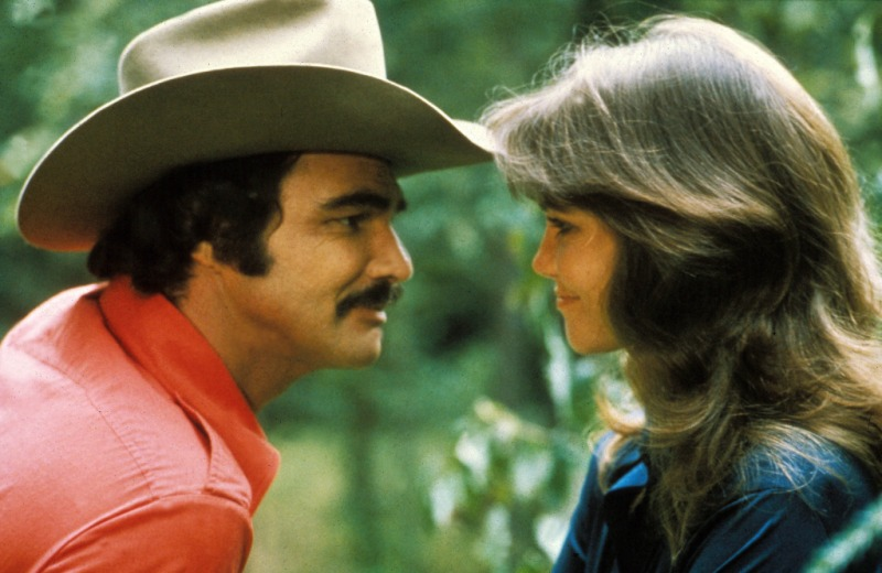 Sally Field Burt Reynolds