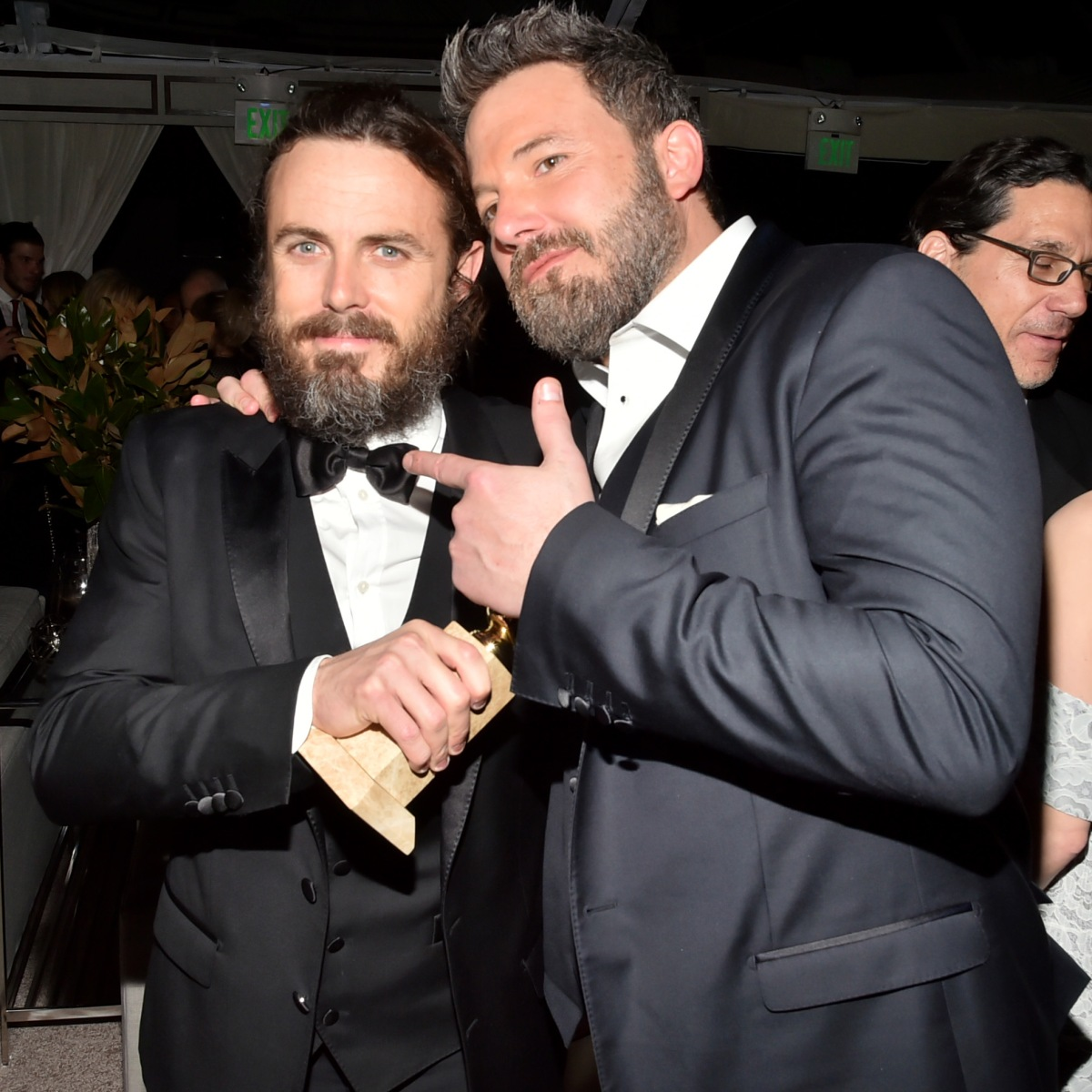 Who Is Casey Affleck? Get to Know Ben Affleck's Younger Brother