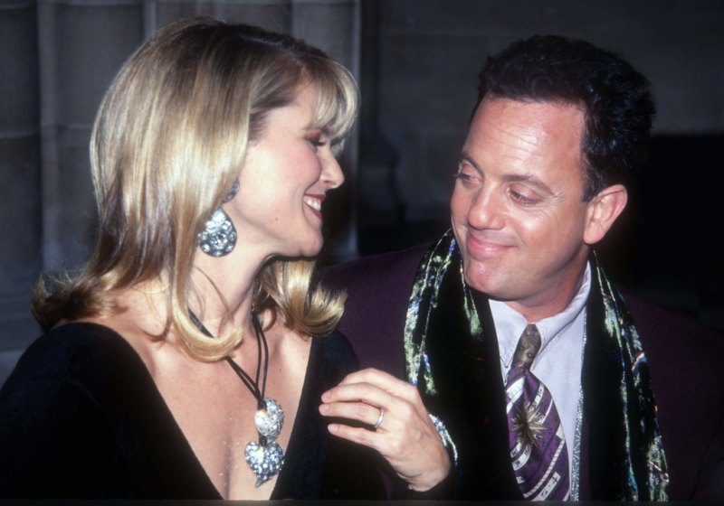 Christie Brinkley Billy Joel