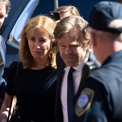 Felicity Huffman at Federal Courthouse in Boston, USA - 13 Sep 2019