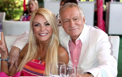 Hugh Hefner's Widow Crystal Shares Tribute on Anniversary of His Death