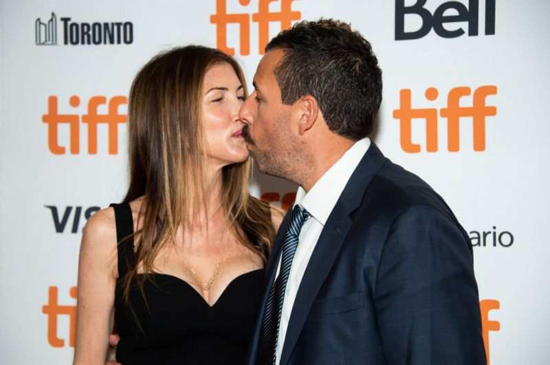 Adam Sandler Reveals Secret to 16-Year Marriage With Wife Jackie