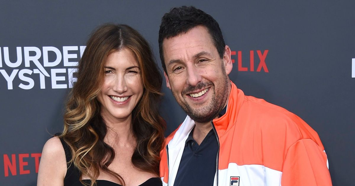 Adam Sandler Reveals Secret to 16-Year Marriage With Wife ...