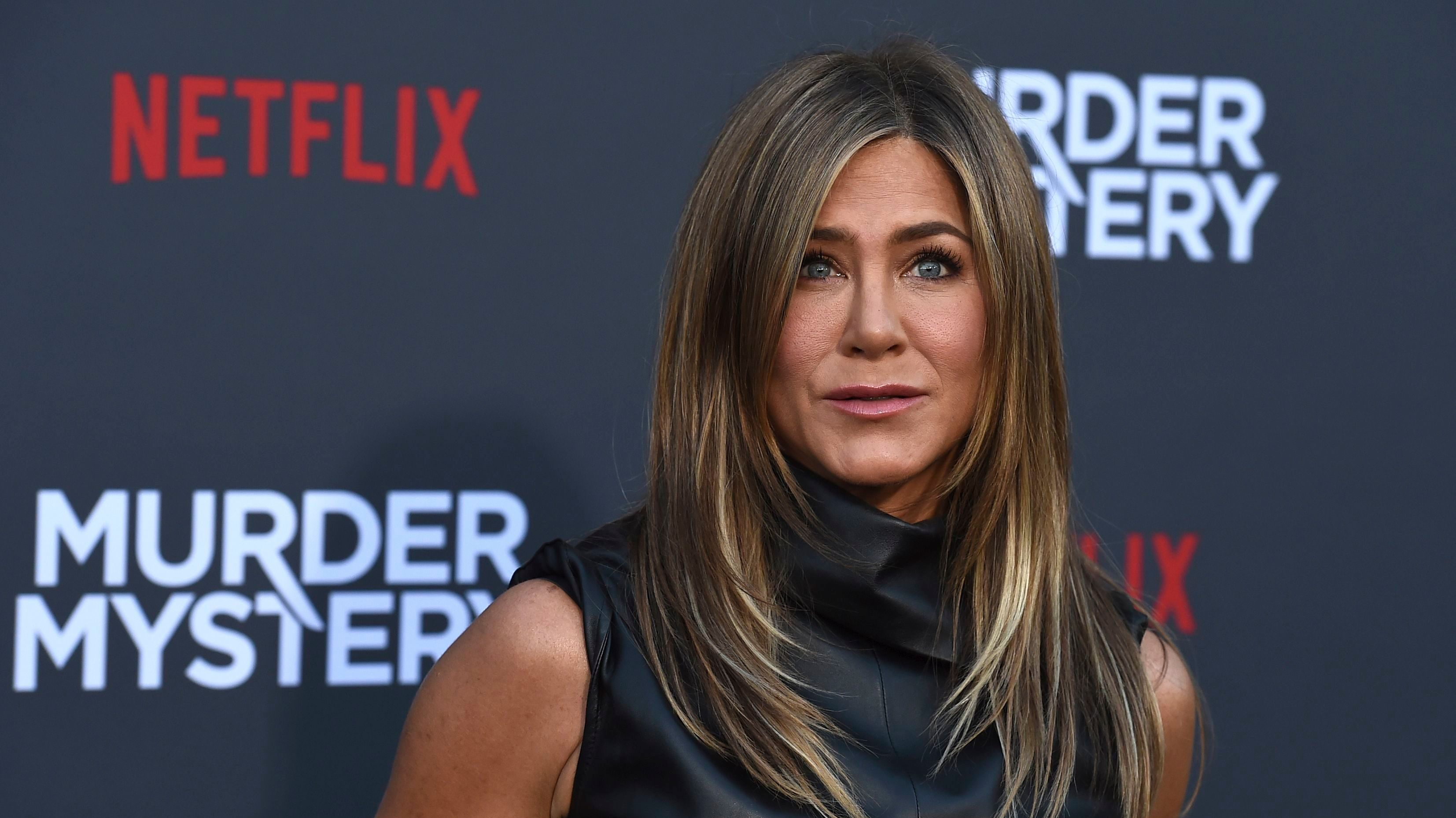 Jennifer Aniston Relates to Her 'Morning Show' Character's Struggle With Fame: 'You Just Want to Scream'