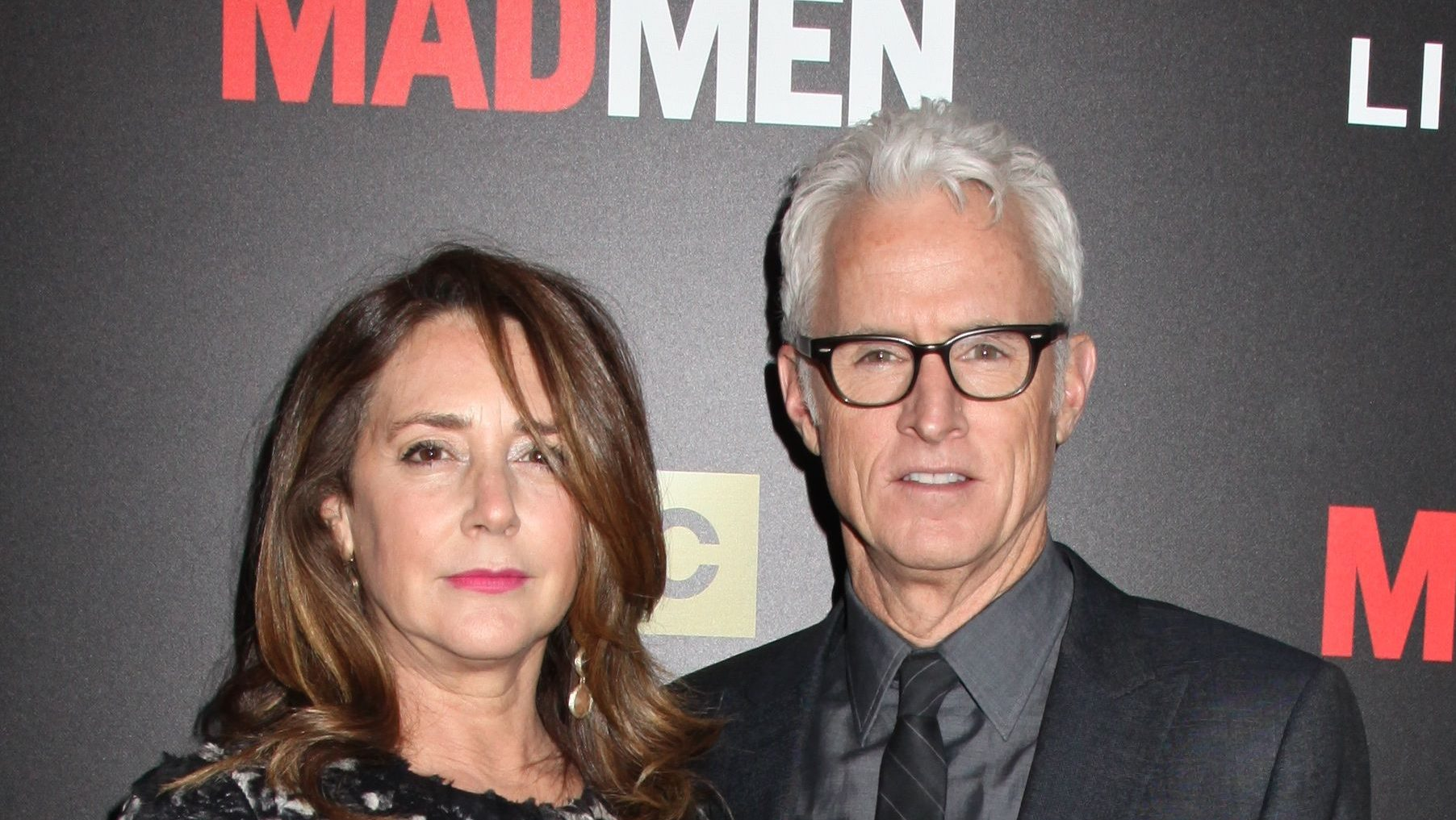 John Slattery 'Got Lucky' When Marrying Talia Balsam 20 Years Ago: 'I Found the Right Person'