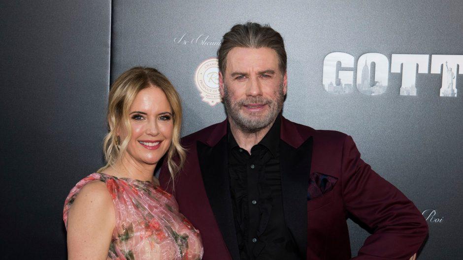 John Travolta Kelly Preston