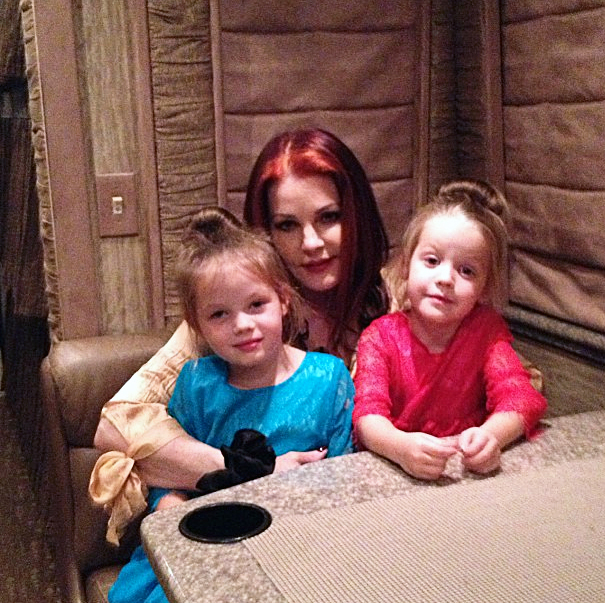 Priscilla Presley Gushes Smart 10 Year Old Grandkids Are