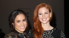 Meghan Markle Sarah Rafferty