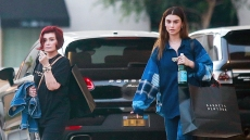 Sharon Osbourne shopping daughter Aimee Barneys New York