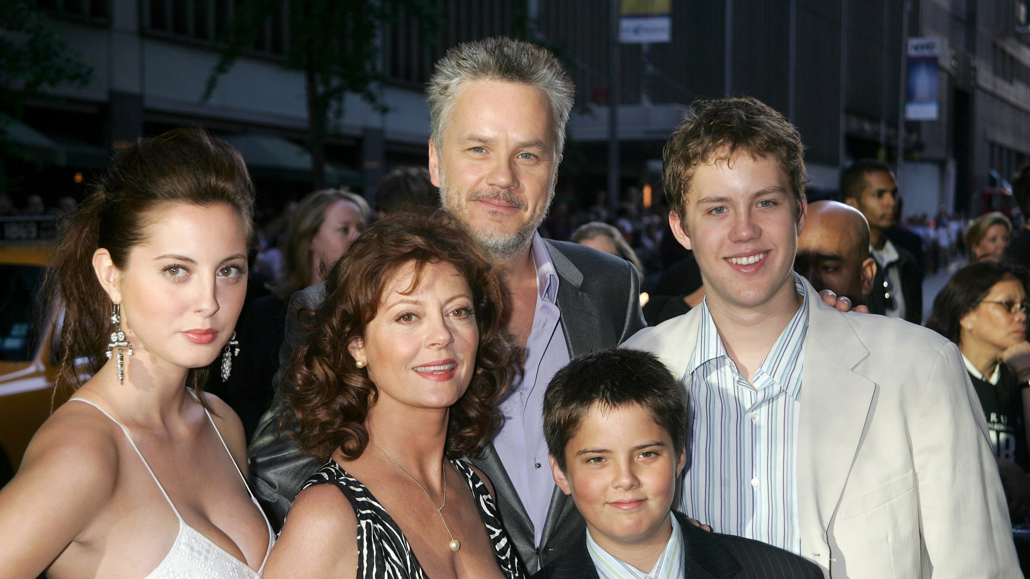 Get to Know Oscar Winner Susan Sarandon's 3 Grown Kids, Who Are All in Hollywood!