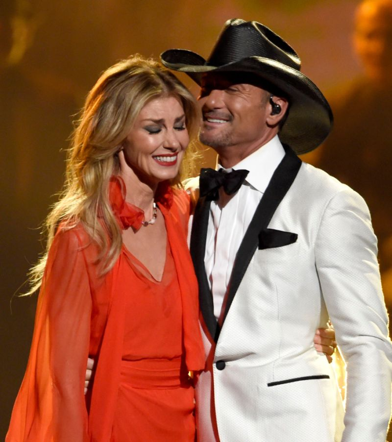 Faith Hill Tim McGraw