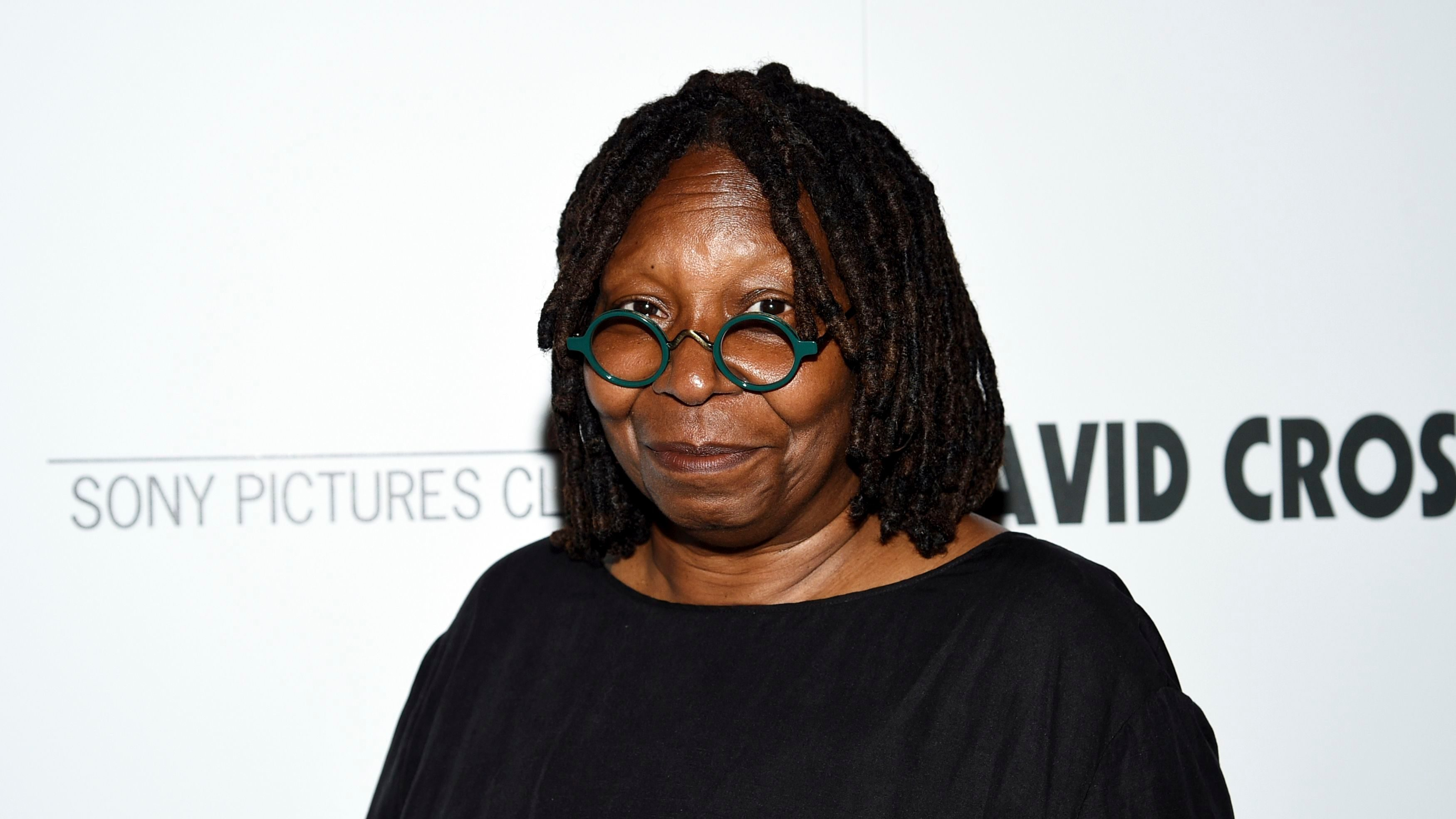 Whoopi Goldberg Doesn't Remember When Her Mom Died: 'It's So That It Doesn't Weigh Me Down'