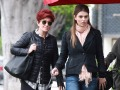 Sharon Osbourne out and about, Los Angeles, America - 05 Mar 2016