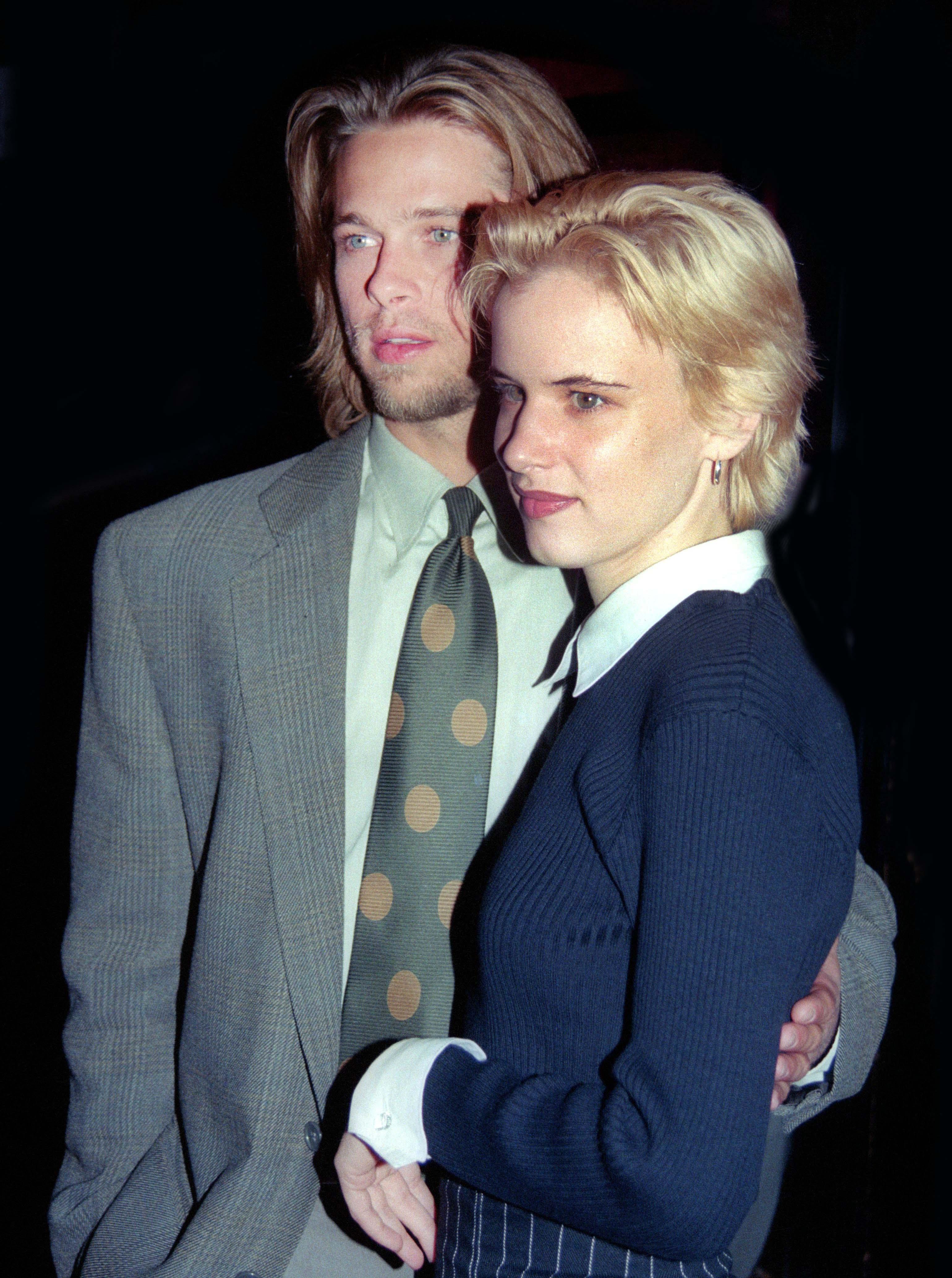 Brad Pitt dating historie