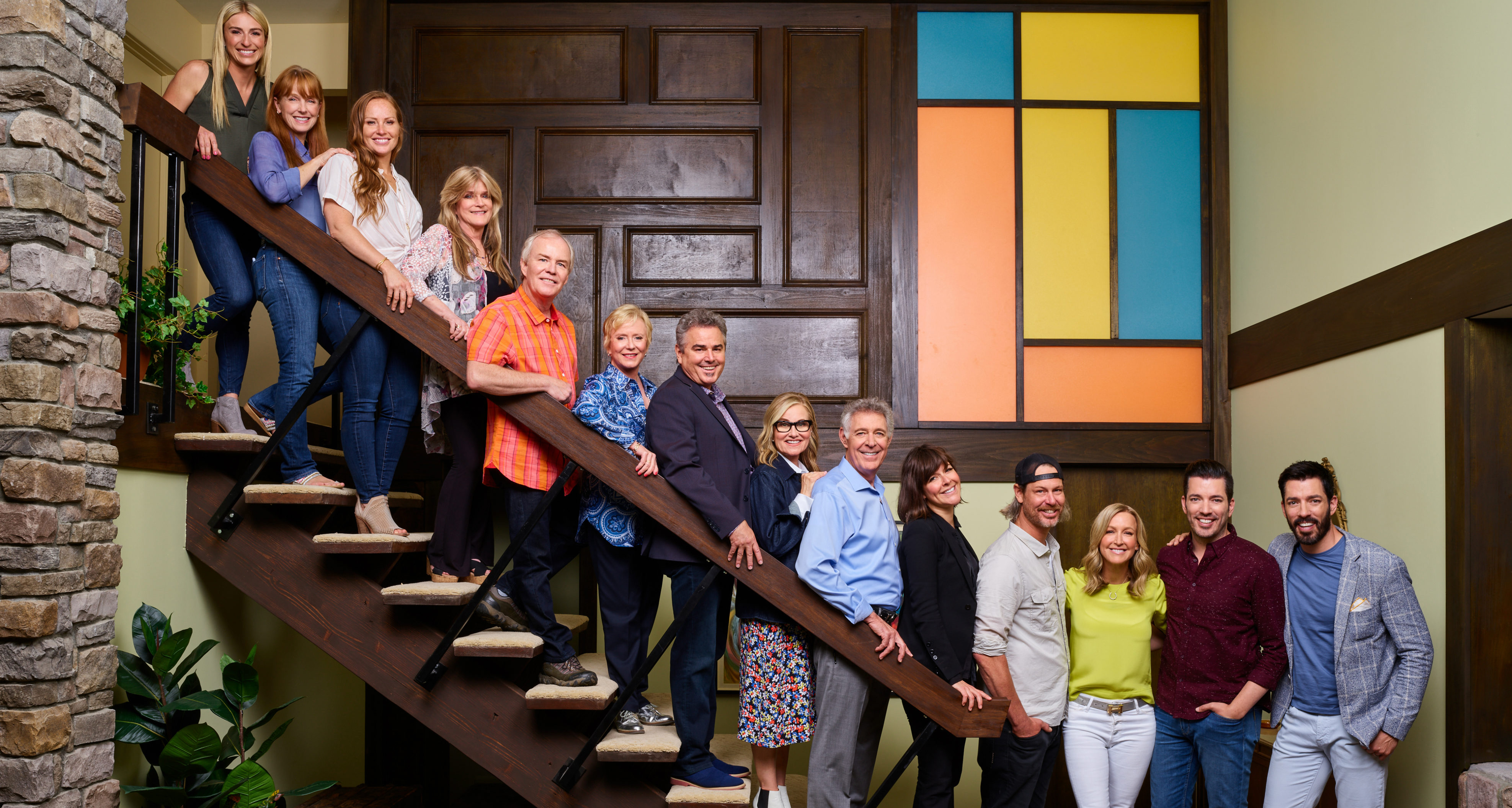 Brady Christmas.The Brady Bunch Hgtv Christmas Special Is Coming After