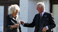 Prince Charles and Camilla Duchess of Cornwall