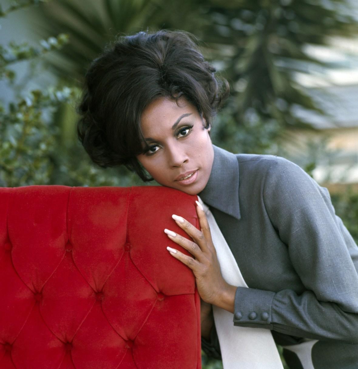 Diahann Carroll in a Promo Image for 'Julia' (1968-1971)