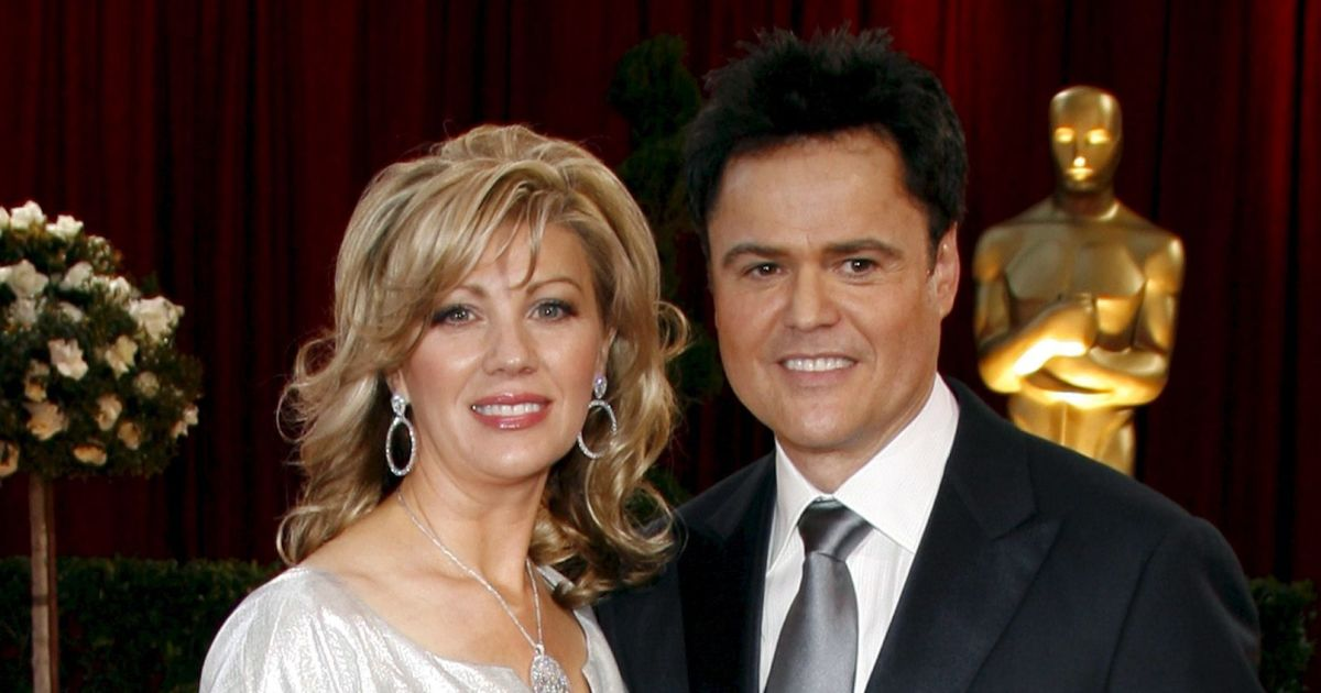 Donny Osmond And Wife Debbie Announce New Side Project