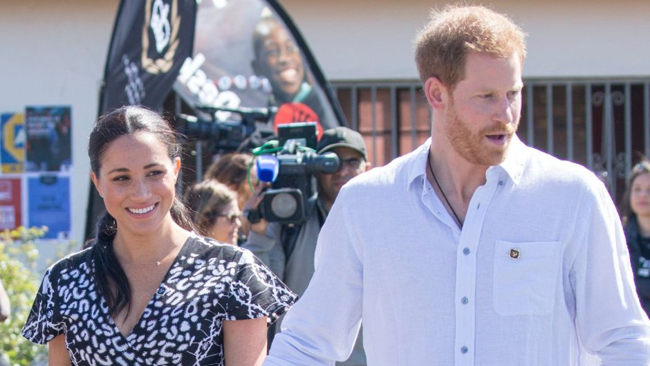 Prince Harry and Meghan Duchess of Sussex visit to Africa - 23 Sep 2019