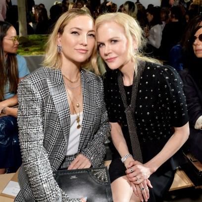 Kate Hudson and Nicole Kidman, Michael Kors show, Arrivals, Spring Summer 2020, New York Fashion Week, USA