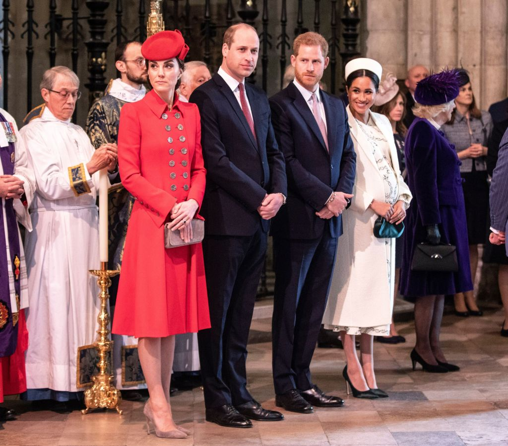 kate middleton prince william meghan markle prince harry