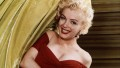 Marilyn Monroe in a Red Dress
