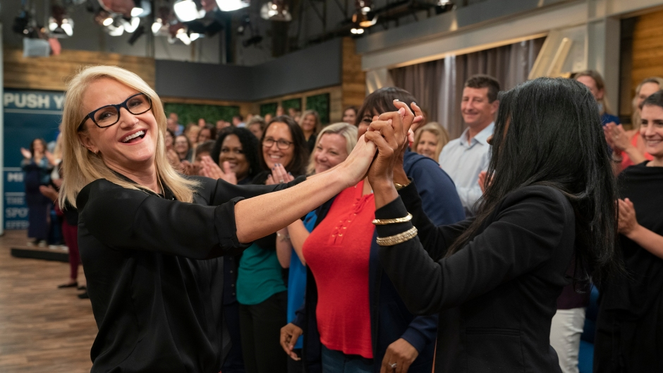mel-robbins-with-audience
